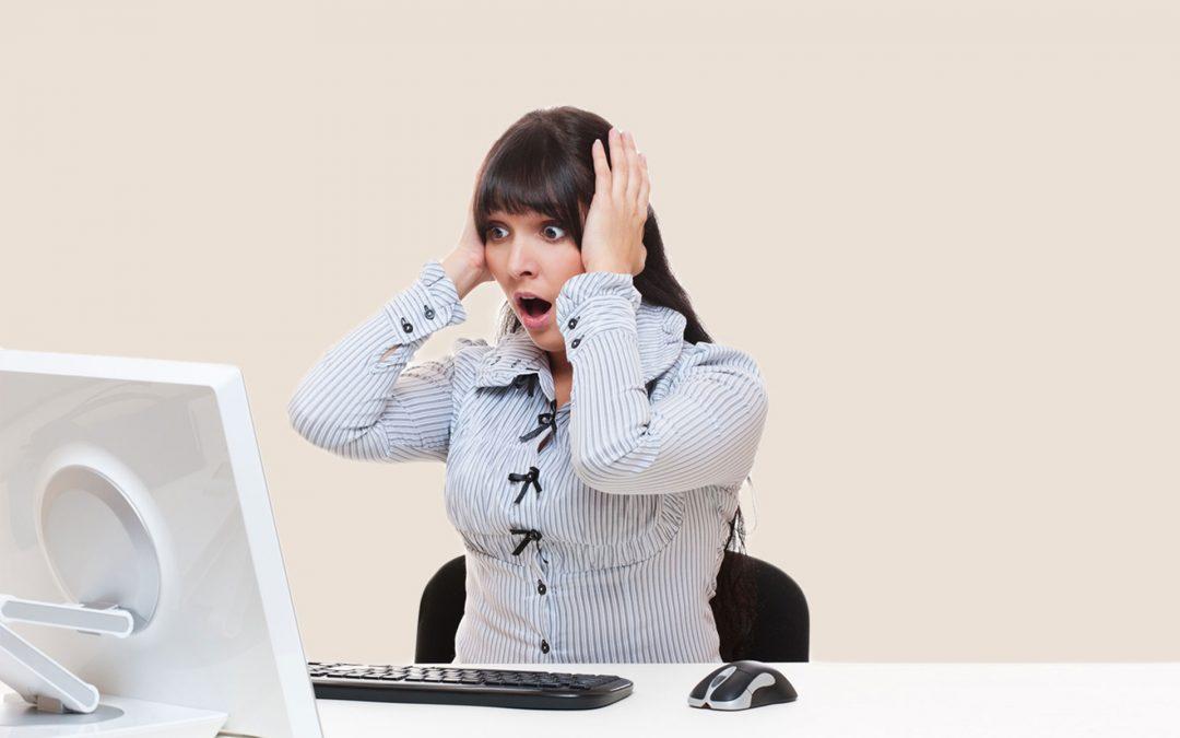 5 Formas de perder clientes online