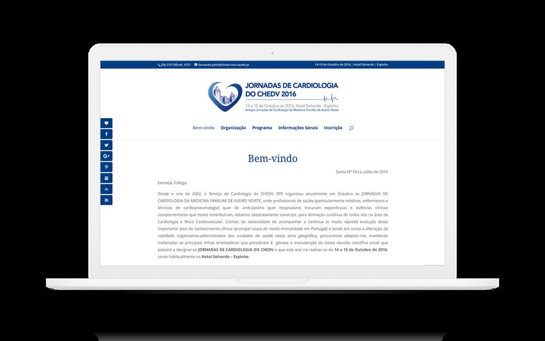 Jornadas de Cardiologia CHEDV