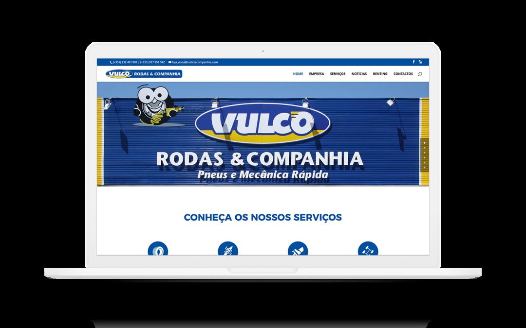 Vulco Rodas e Companhia