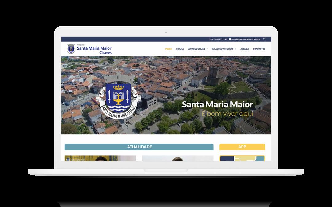 Junta de Freguesia Santa Maria Maior Chaves